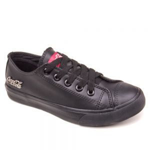 Tênis Feminino Coca-Cola Shoes BASKET FLOATER LOW