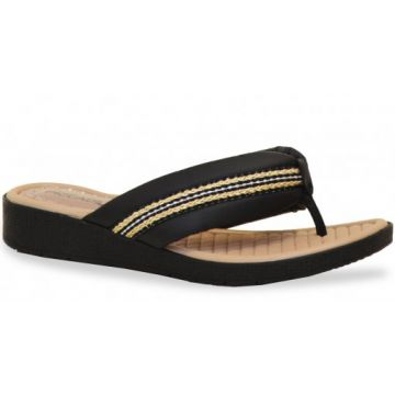 Chinelo Piccadilly 561005 Preto