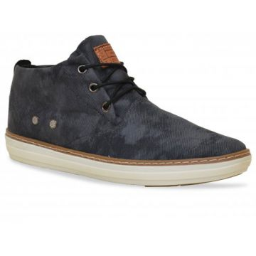 Sapatenis West Coast Casual Modena Preto