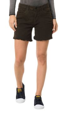 Short Color Calvin Klein Jeans Five Pockets Preto