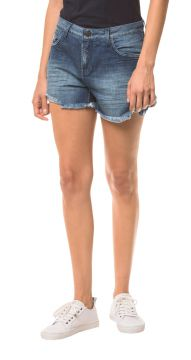 Short Jeans Five Pockets - Marinho - Calvin Klein
