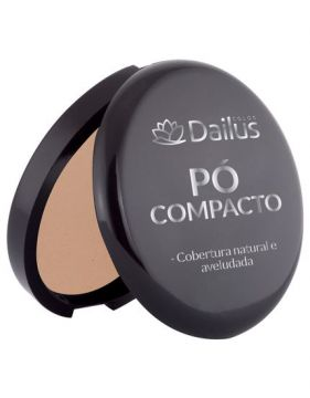 Pó Compacto 26 Natural 10g Dailus