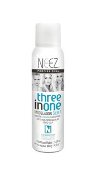Modelador 3 Em 1 Three In One 150ml Neez