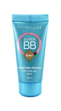 Base Bb Cream Média Fps15 30ml Maybelline