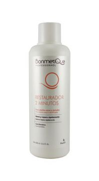 Restaurador 2 Minutos 900ml Bonmetique