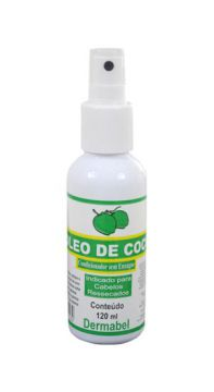 Spray óleo De Coco 120ml Dermabel
