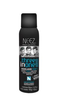 Mousse Threeinone Man 3em1 150ml Neez