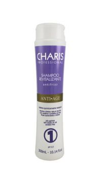 Shampoo Revitalizante Anti-age 3000ml Charis