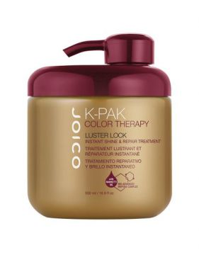 Máscara K-park Color Terapy Luster Lock 500ml Joico