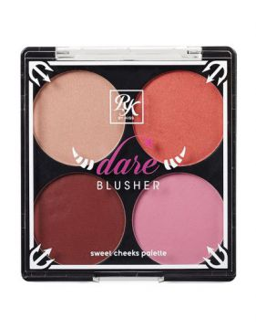 Paleta Blush Partyin Dare 14,8g Rk By Kiss