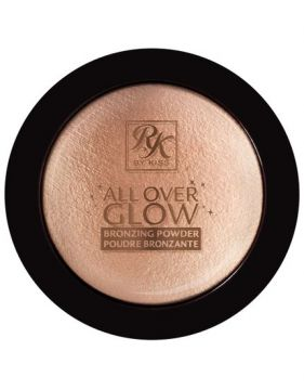 Pó Compacto Bonzer All Over Glow Powder Deep Glow 11,6g Rk B