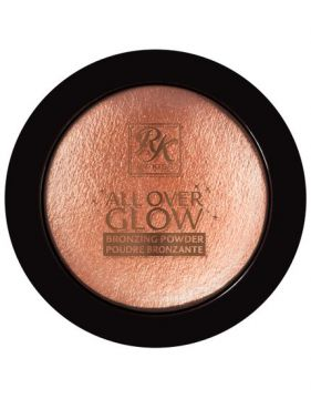 Pó Compacto Bonzer All Over Glow Powder Brozed Glow 11,6g Rk
