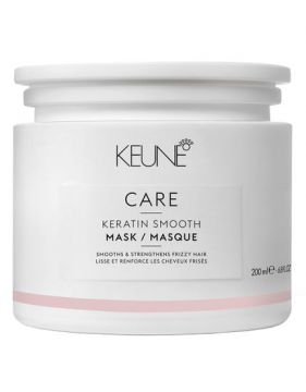 Máscara Care Keratin Smooth 200ml Keune