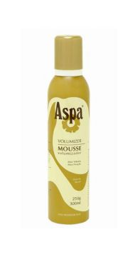 Mousse Volume 40 Anos 300ml Aspa