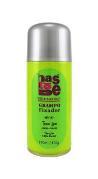 Spray Fixador Efeito Grampo Has To Be 170ml Aspa