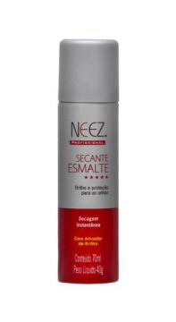 Spray Secante De Esmalte 70ml Neez