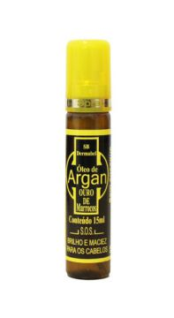 Spray Capilar óleo De Argan 15ml Dermabel
