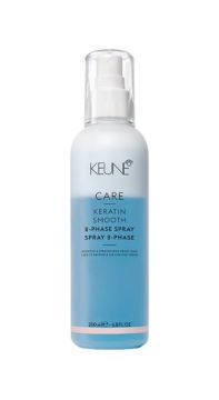 Spray Leave-in Care Keratin Smooth 2 Phase 200ml Keune