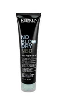 Leave-in No Blow Dry Just Right Cream 150ml Redken