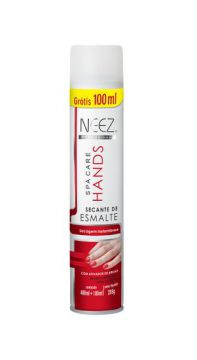 Spray Secante De Esmalte 400ml +100ml Neez