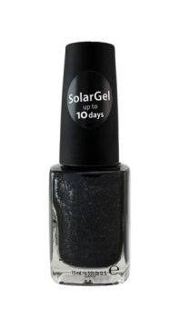 Esmalte Solar Gel Knp 213 Black Silk 15ml Kinetics