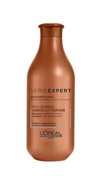 Shampoo Expert Absolut Repair Pós Química 300ml Loréal