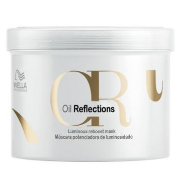 Máscara Oil Reflections 500ml Wella