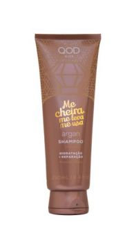 Shampoo City Argan 250ml Qod