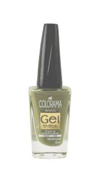 Esmalte Gel Militar Glam 8ml Colorama