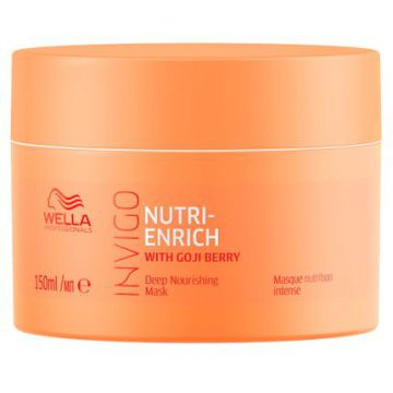 Máscara Nutri-enrich Invigo 150ml Wella