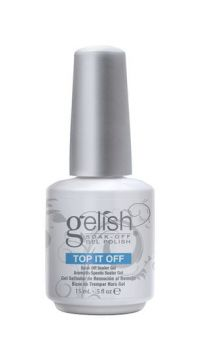 Esmalte Gel Top It Off 15ml Gelish