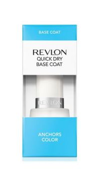 Esmalte Quick Dry Base Coat 14,7ml Revlon