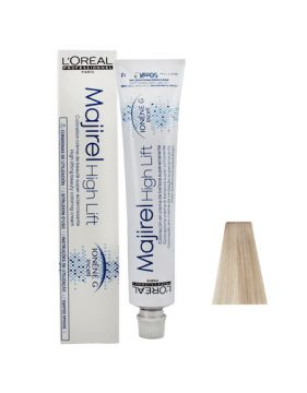 Coloração Majirel High Lift 12.11 Ash Plus (cinza Plus) 50ml