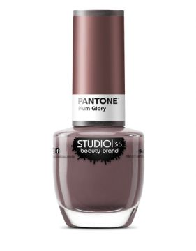 Esmalte Pantone Plum Glory 9ml Studio 35