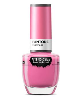 Esmalte Pantone Dear Rose 9ml Studio 35