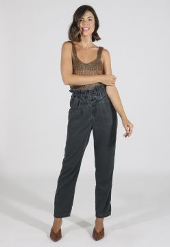Calça Jeans Clochard Light - La Mandinne