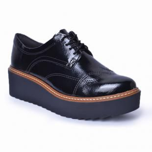 Oxford Flatform Dakota - Preto