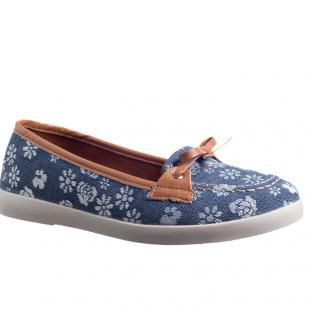 Dockside Lao Lady Choice - Floral Marinho