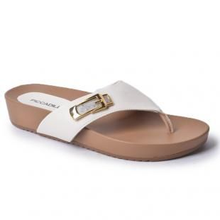 Chinelo Birken Piccadilly - Branco