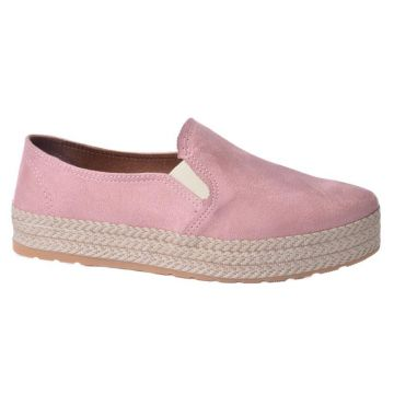 Oxford Flatform Lady Choice - Rosa