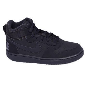 Tênis Nike Borough Mid - Preto