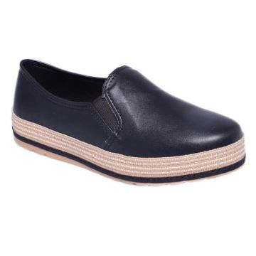 Tênis Flatform Lady Choice - Preto