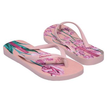 Chinelo Ipanema Flores - Rose