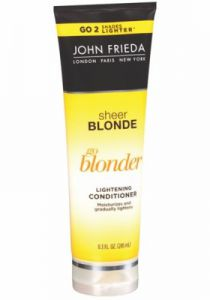 Condicionador John Frieda Go Blonder Lightning 245ml