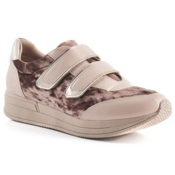 Tênis Casual Com Velcro - Piccadilly