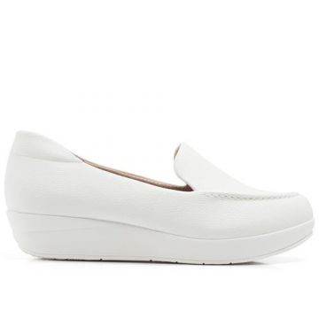 Mocassim Anabela Liso - Piccadilly