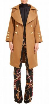 TRENCH COAT CAMEL - TIGRESSE