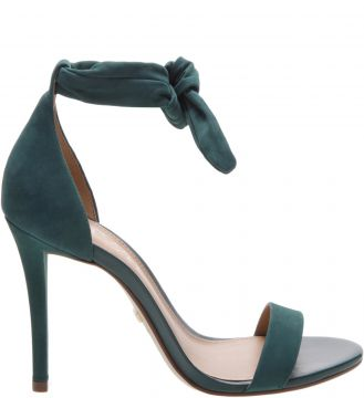 Sandália Clássica Lace-up Musgo Green - Arezzo