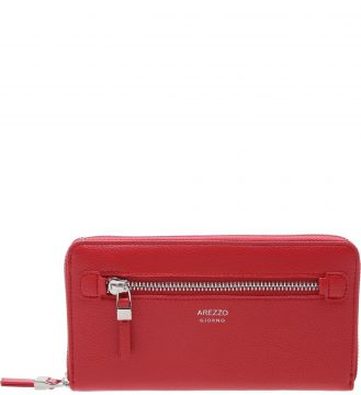 Carteira Grande Floater Royal Red - Arezzo