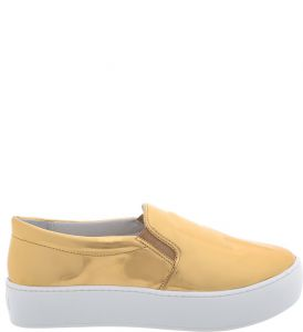 Slip On Raio Vintage Gold   AREZZO